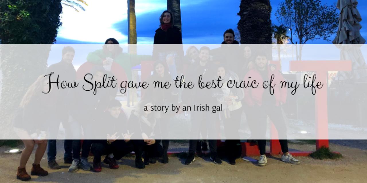 How Split gave me the best craic of my life! | ESN Split